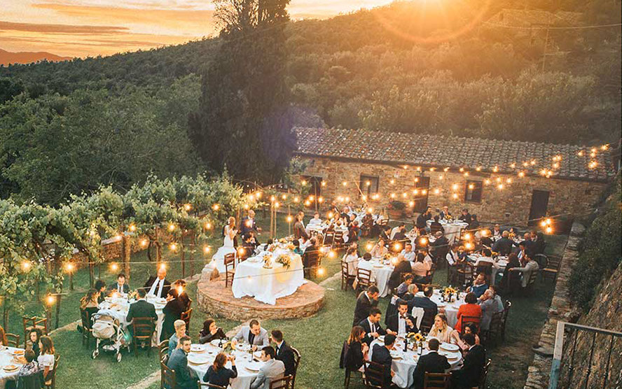 Matrimoni Toscana Location : Romantic weddings in tuscany montelucci villa resort